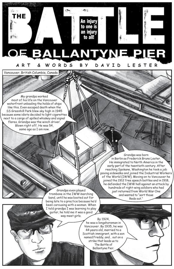 Ballantyne Pier